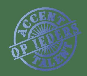 Accent stempel