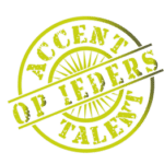 Accent stempel Groeseind