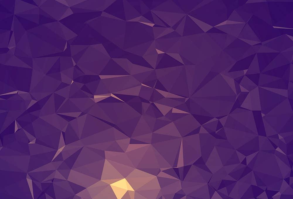 polygon achtergrond